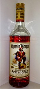 Captain Morgan Original Spiced gold 0.7 Liter 35% Vol.